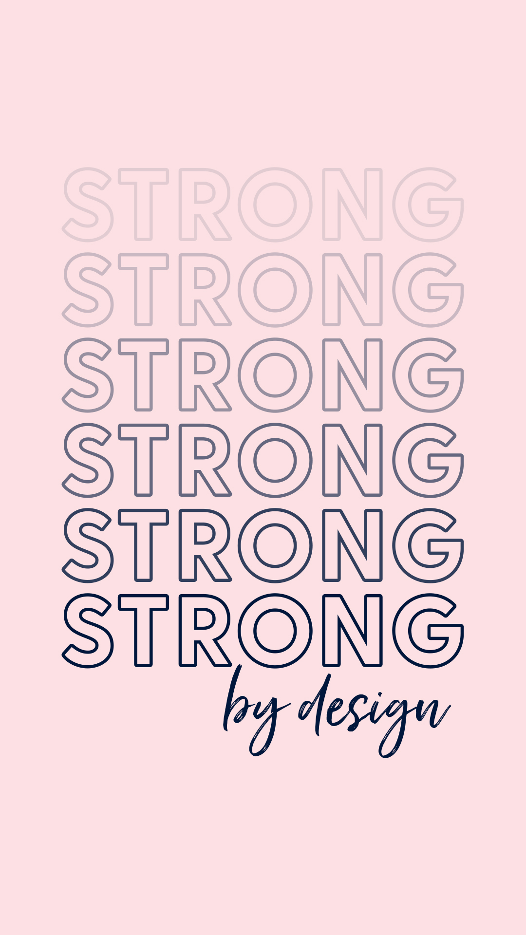 strong by design