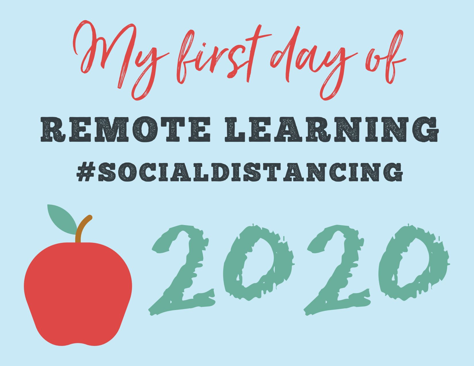 Blue Remote Learning 2020-2021